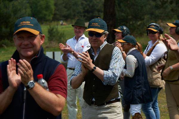 Bisley Shooting Ground Club Events
