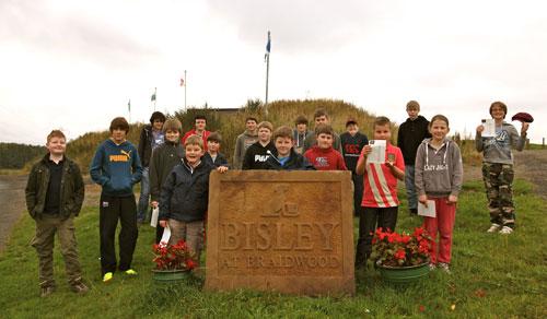 Bisley at Braidwood Young Shots