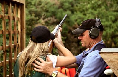 Ladies Shooting Lesson