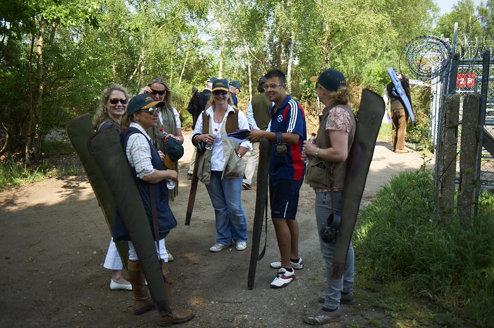 Bisley Shooting Group - Events