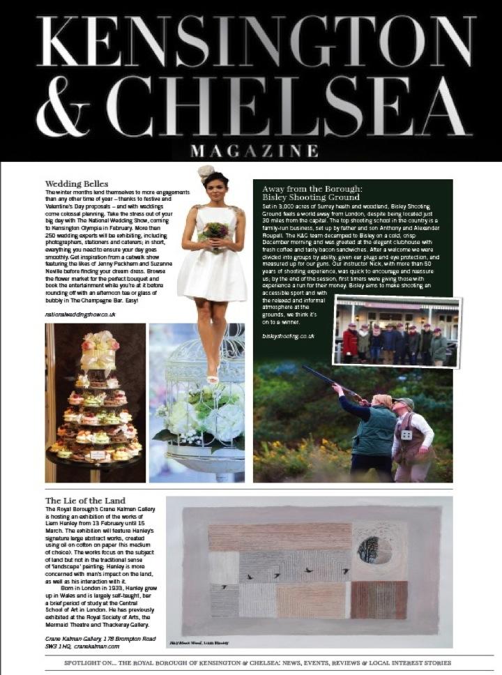 Kensington Chelsea Bisley