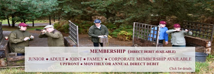 Bisley Shooting Ground Membership