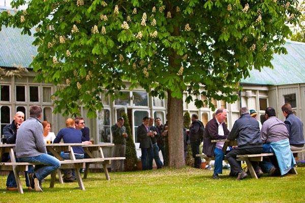 Bisley Shooting Group Garden Event