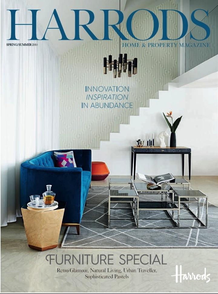 Harrods Home & Property Magazine - Top 10 Luxury Courses