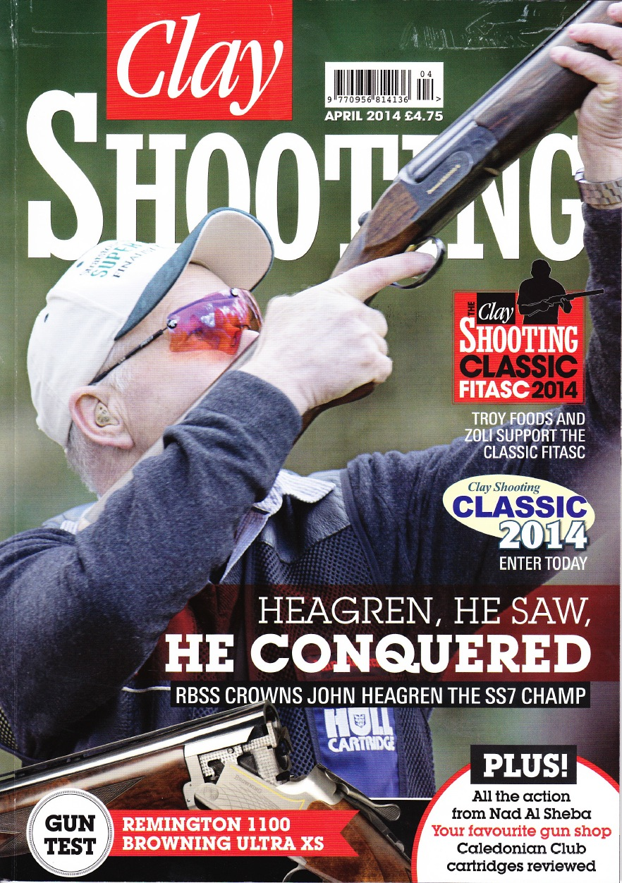 Bisley Shooting Manager John Heagren